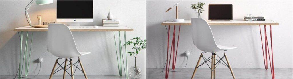 Tự thiết kế bàn làm việc với 30 phong cách đẹp hiện đại 2021