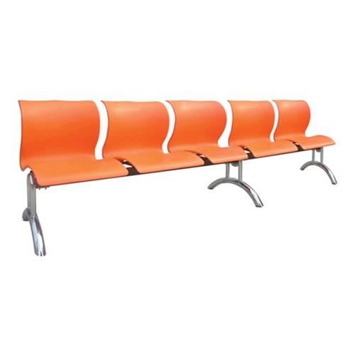 Ghế phòng chờ nhựa 5 chỗ ngồi PC205Y3