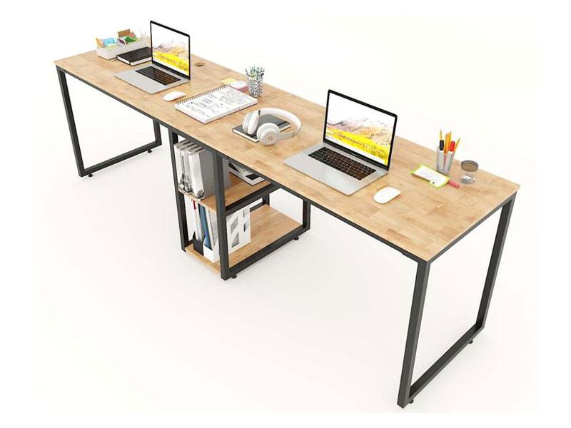 bàn làm việc 2 người MD02-HP1