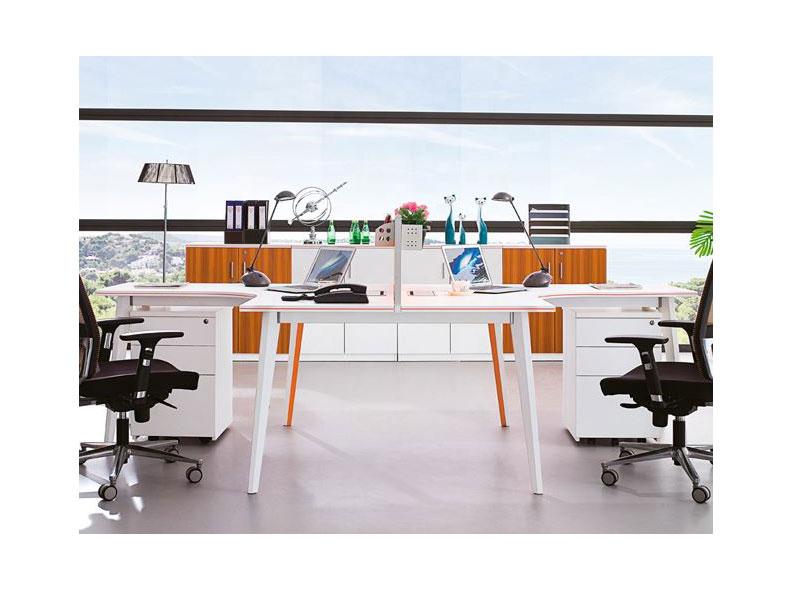 Bàn văn phòng làm việc 2 người MD02-HP6