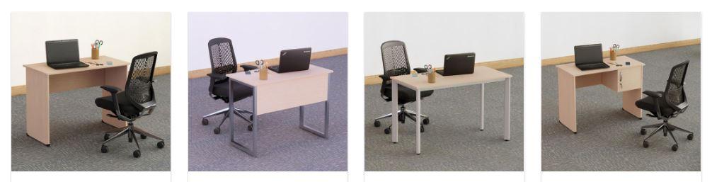 300+ mẫu bàn làm việc một người giá rẻ cho văn phòng